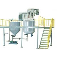 Industrial  powder stainless steel Tank Agitator Mixer, tank agitation with high speed Manufactures