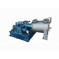 Two Stage Pusher Centrifuge For Sea Salt Dewatering And Mineral Salt Manufactures