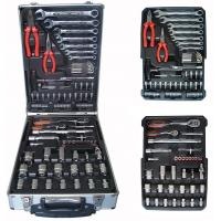102pcs Professional Home Hand Tool Set with Socket / Ratchet Handle / Universal Joint Manufactures