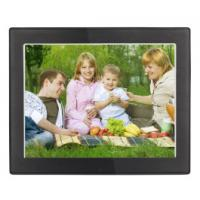 "9.7"" (4:3) Metal Slim Digital Photo Frame Manufactures"