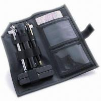 China Glove Box Tool Kit with Pen and Note Pad on sale