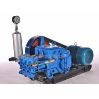 High Pressure Triplex Drilling Mud Pump with Diesel / Hydraulic / Electric Powered Manufactures