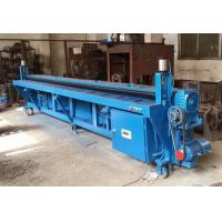 Hydraulic Woodworking Edge Binding Machine 3kw , High Efficiency Manufactures