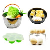 Feel free to combine 10 Piece Accessories Kits Compatible Springform Pan, Egg Rack, Egg Bites Mold, Oven Mitts, Bowl Clip Manufactures