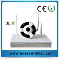 (5.0 GHZ) H-264-4 CHANNEL DVR RECORDER w/4 CH WIRELESS Panoramic SECURITY CAMERAS AND MULTI-RECEIVER Manufactures