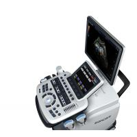 Trolley Color Doppler Ultrasound Machine High Resolution For Emergency Manufactures