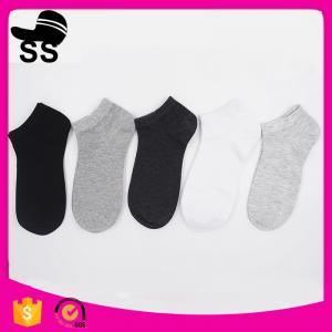 2017Cotton 95% Spandex 5% 22.5cm 23g Keep Warm Ventilate Simple Men Teenager Boat Winter Knitting Socks Manufactures