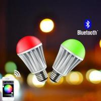 WiFi RGB LED Bulb WiFi Light Bulb Color Changing LED Lights Manufactures