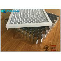 Thermal Insulation Honeycomb Material , Honeycomb Structure A3003H18 Manufactures