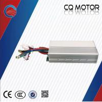 500W 48v brushless motor speed controller for tricycle cargo brake reverse Manufactures