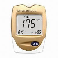 3-in-1 Blood Glucose Meter with -10 to 60°C Storage Temperatures and ≥95% RH Storage Humidity Manufactures