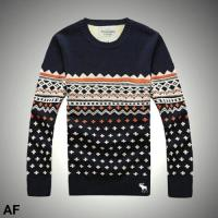 A&Fitch 2015 new arrive style man Cross/wave/snowflake pattern sweater brand af cashmere wool knitted sweater Manufactures