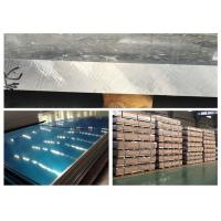 Polished Anodized Aluminum Sheet For Building Industry , Alloy 1100 Aluminum Sheet Metal Manufactures