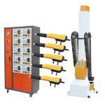 Metal Material Automatic Powder Coating Machine Digital Display Screen Manufactures