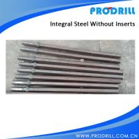 Integral Drill Steels without tips hex22*108, L900mm Manufactures