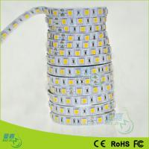 Flexible Ip67 / Ip68 3528 Waterproof Led Rope Lights , UL / EC / RoHS Manufactures