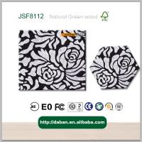 Flower design 3d wall panel Manufactures