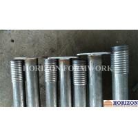 Internal Thread Scaffolding Steel Prop 3.5m With Cast Handle Painting Surface Manufactures