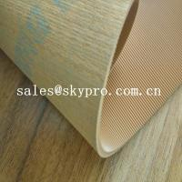 China Popular Eco Rubber Sheet For Shoe Sole Odorless Rubber Safety Shoes Soles on sale