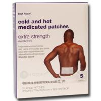 Cheap Aid Pharmacy Medicated Patch, Cold & Hot, Extra Strength, Menthol for sale