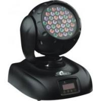 Portable Led Moving Head Lights with RGB Mixed Color for hall, room, bar, KTV Manufactures