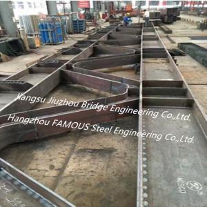 Super Long Span Steel Bailey Bridge Components CB450 High Anti-shear Upper Chords Lower Bracings Manufactures