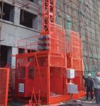 building lifter/elevator/hoist SC200/200 Manufactures