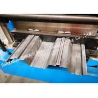 Galvanized Steel Composite Metal Decking Formwork For Floor Slab System Construction Manufactures