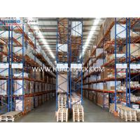 Pallet Racking System  for heavy duty Storage, single/double deep; push back, cantilever, dynamic rack, mezzanine Manufactures