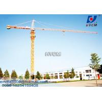Cheap QTZ50 High-Rise Tower Crane For Construction Building 5 Tons Hydraulic Types for sale