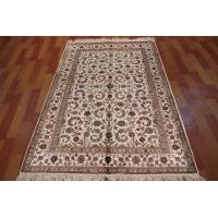 China Best selling hand knotted silk persian carpet on sale