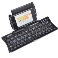Folding Portable Bluetooth Keyboard Ultra-light Keyboard for laptop Manufactures