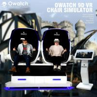 Owatch-12 Months Warranty 9D Egg Vr Cinema Type Owatch 9D Vr Chair game machine Manufactures