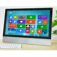 23 Inch LED Touchscreen Panel PC , 10 Points Infrared Touch PC AIO Manufactures