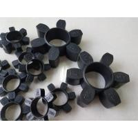 Black Color HRC PU Coupling Tensile Strength 50Mpa F Flange Type Manufactures