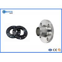 Duplex Material Steel Pipe Flange UNS S32750 B16.5 Good Mechanical Property Manufactures