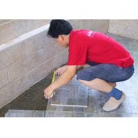 Marble Ceramic Floor And Wall Tile Adhesive , Water Resistance And Non-Toxic Manufactures