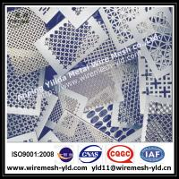 we can supply you kinds of hole perforated metal Manufactures
