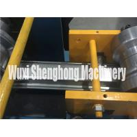 Rolling Shutter Door Sheet Metal Roll Forming Machines Heavy Duty Manufactures