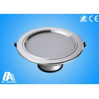 High Power LED Down Light Round Panel 5 Inch 12w 90lm/w ROHS/LVD Manufactures