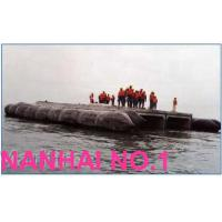 China Naturel Black Inflatable Rubber Airbags For Marine Structures Floating on sale