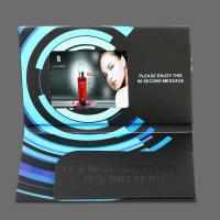 Cheap Custom And Bespoke 5 Inch Digital Video Brochure / Video Production Brochure for sale
