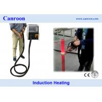 Portable Induction Hardening Machine With Hand Hold Transformer , Fast Rapid Heating