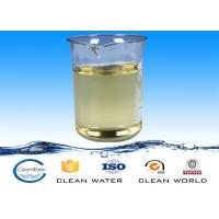 Cas 26062-79-3 Poly Dadmac Cationic Polymer PH 3.0~7.0 With Msds For Industry Manufactures