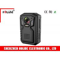 Rugged 4G LTE Police Body Cameras 1296P High Resolution USB Charging Manufactures