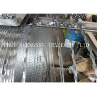 Buy cheap BTO 22 Concertina Razor Fence Wire 10 - 65mm Bard Length For Residences Fencing from wholesalers