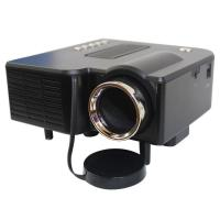 Lowest Cost HDMI USB Beamer Projector LED Long lamp Life For Home Game Using Good Gift Manufactures