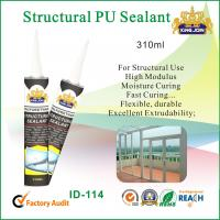 Cheap Non-Corrosive Wood Polyurethane Sealants For Bonding Glass / Metal / Plastic for sale