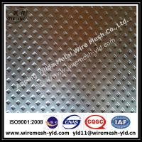 1.5mm thick galvanized perforated metal sheet Manufactures