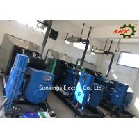 Closed Cycle Water Cooling Natural Gas Powered Backup Generator100KW/125KVA Manufactures